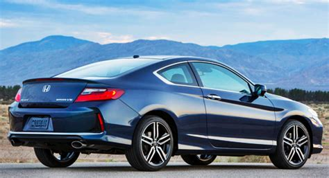 2019  2020 Honda Accord Coupe Review And In New Model