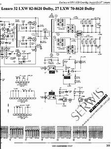 Grundig Chassis Le37 Lenaro Sch Service Manual Download  Schematics  Eeprom  Repair Info For