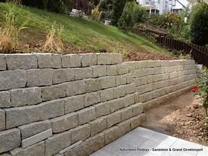 Mauersteine Garten Preise : 25x25x50 cm natursteine direkt ~ Michelbontemps.com Haus und Dekorationen