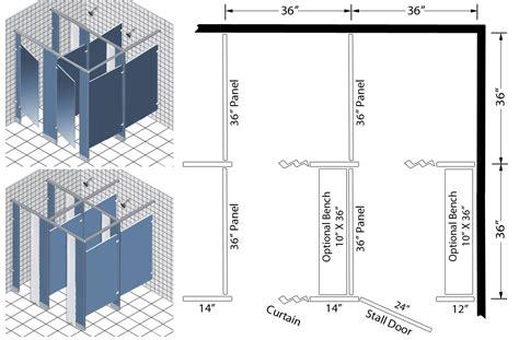 bathroom stall dividers dimensions bathroom stall dimensions car interior design