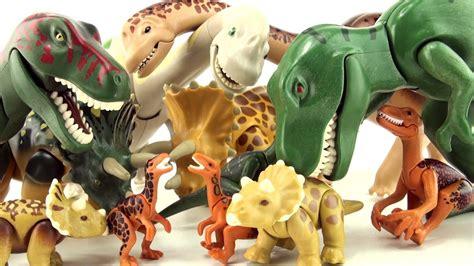 playmobil dinosaur comparison    dinosaurs