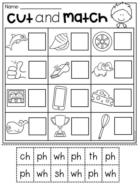 free digraph worksheets ch th sh tpt free lessons