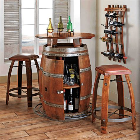 wine tables for wine barrel pub table sosfund 1554
