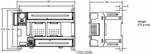 Automation Jaya   Dimensi Ukuran Cp1l
