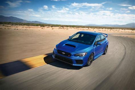 2019 Subaru Wrx Sti Looks To Get 'type Ra' Horsepower