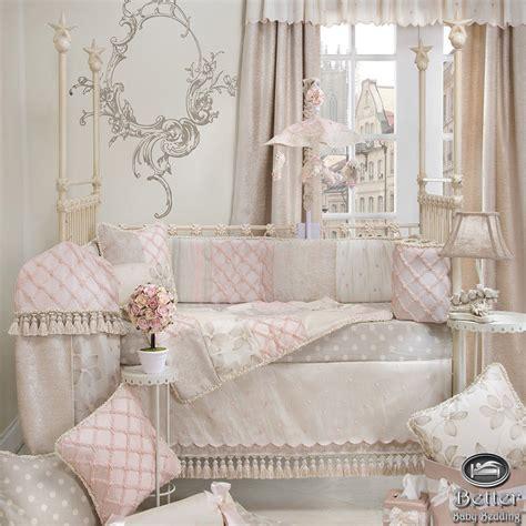 grey shabby chic bedding 3pc baby girl pink grey shabby chic designer crib nursery quilt bedding bed set ebay