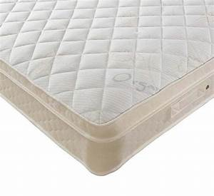 joseph pillowtalk memory 4ft 6 double open coil bonnell With coil and memory foam mattress