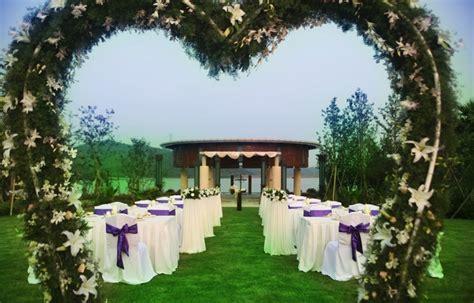 Wedding Garden : Beautiful Garden Design For Your Wonderful Weeding Ideas