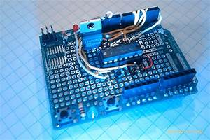 Arduino Motor Controller Using an L293D Chip : basbrun com