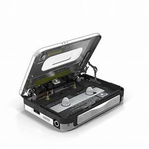 Panasonic Rq-sx80v Cassette Tape Player Image - Pixelsquid Com