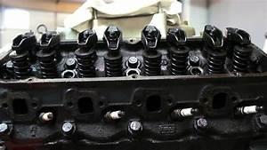 1966 Mustang 289 V8 Engine Valve Movement