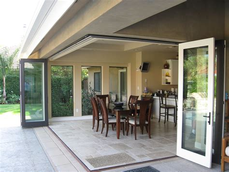the corner door ag millworks bi fold patio doors