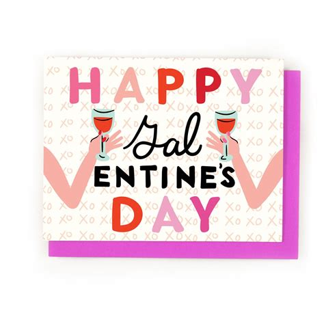 Pin by elahbb on ♡ Valentine's Day ♡ | Happy galentines ...