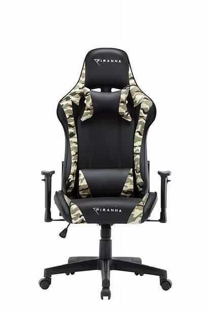 Chair Gaming Piranha Camo Bite Desert