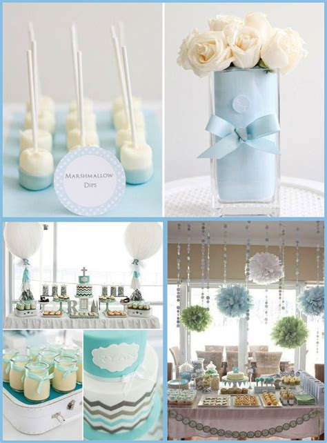 Baptism Decoration Ideas by 25 Best Ideas About Boy Baptism Decorations On