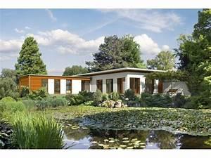 Bauhaus Bungalow Fertighaus : bauhaus bungalow wohnen sie im einklang mit der natur durch helle fassaden und integriertes ~ Sanjose-hotels-ca.com Haus und Dekorationen