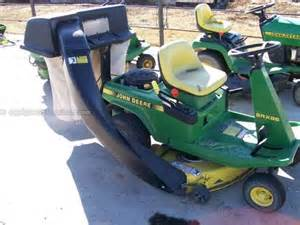 John Deere Srx95 Lawn And Garden Tractor Service Manual