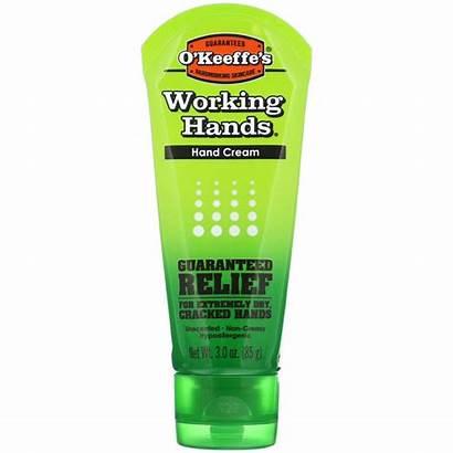 Working Cream Hands Keeffe Tube 85g Okeeffes
