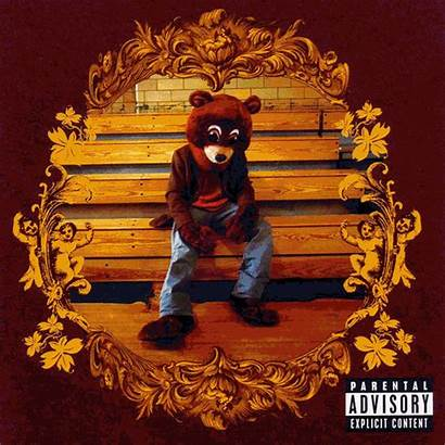 Kanye Album Covers West Ye College Dropout