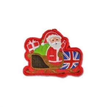 union jack christmas decorations