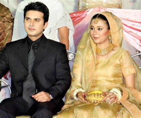 ali haider  wife wedding pics yusrablogcom