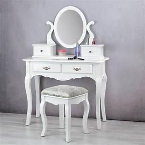 Schminktisch Hocker Weiß : schminktisch mit hocker barockstil wei kaufen bei mucola gmbh ~ Yasmunasinghe.com Haus und Dekorationen