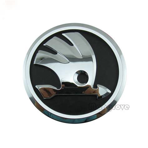 compra emblema de skoda al por mayor de china mayoristas de emblema de skoda