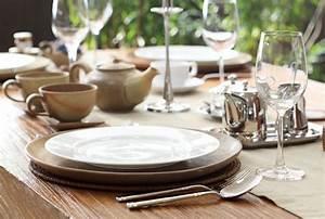Faire Une Belle Table Pour Recevoir : comment bien dresser une table magazine avantages ~ Melissatoandfro.com Idées de Décoration