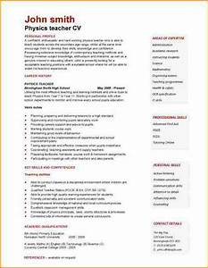 12 how to make teaching cv Basic Job Appication Letter