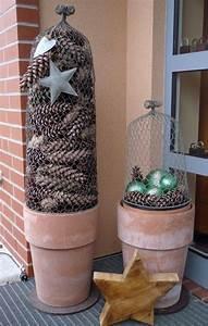 Weihnachtsdeko Draußen Basteln : kiefernzapfen sind meine dekowunder deko deko ~ A.2002-acura-tl-radio.info Haus und Dekorationen