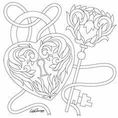 Be My Valentine Coloring Page | Free printable and Adult ...