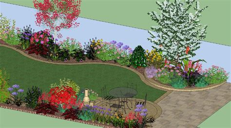 willow garden design garden design