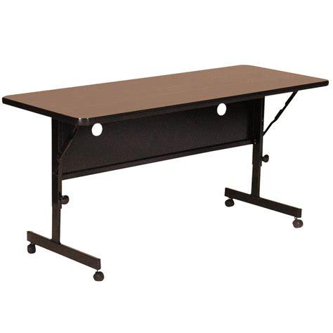 table ls for less correll ft2448 01 high pressure laminate rectangular flip