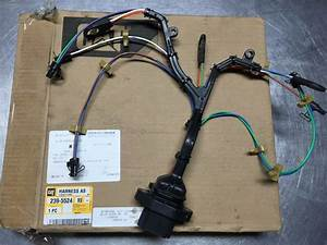 2395524 Cat Wiring Harness Caterpillar 239