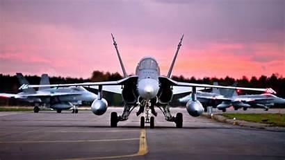 Force Military Air Hornet Wallpapers Finnish Douglas