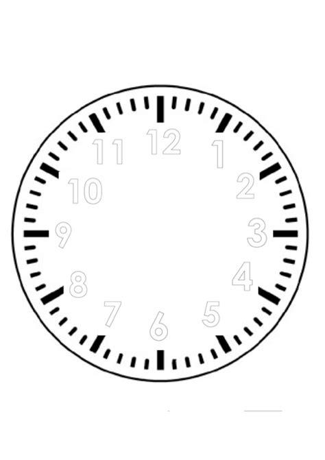 Uhr Zum Basteln Uhr Zum Selber Basteln Sprache Madoo Net