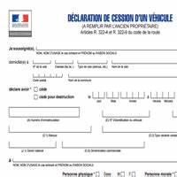Document Cession Vehicule : documents pour changer le titulaire d 39 une carte grise ~ Gottalentnigeria.com Avis de Voitures