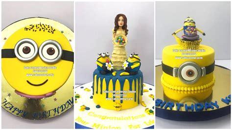 Despicable me 2 3d minion birthday cake decorating tutorial. Minions Cakes Designs | Minion Cakes in Delhi | Cake Central- Design Studio - YouTube
