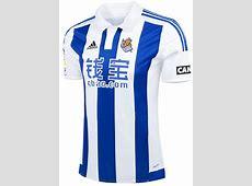 Adidas Real Sociedad 201516 Football Jerseys