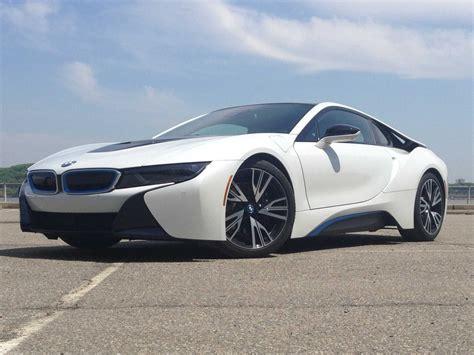 Bmw I8 Sports Car Of The Future
