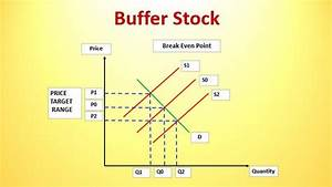 Buffer Stock  Meaning  Example