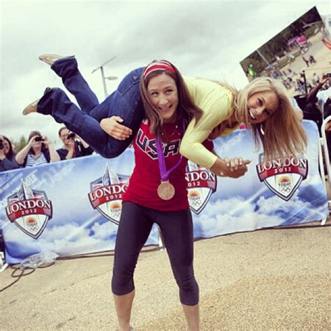 Judo bronze medalist Marti Malloy showed her strength by ...