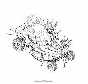 Murray 7800507  30 U0026quot  Mower Deck  Fr  2009  Parts Diagram For Decals