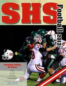 September 2013 Sandpoint High School Football Program by ...