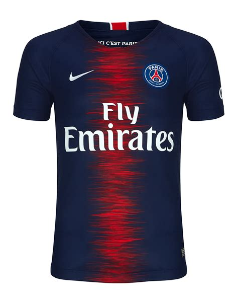 Find cheap psg soccer jersey at minejerseys jersey shop.we are focused on providing the high quality,better price,free shipping soccer jerseys. Kids PSG Home Jersey 18/19 | Nike | Life Style Sports