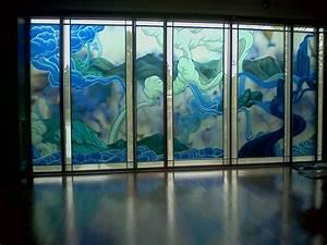 Custom Window Clings and Window Graphics—Adhesive-free ...