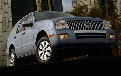mercury mountaineer pricing  sale edmunds
