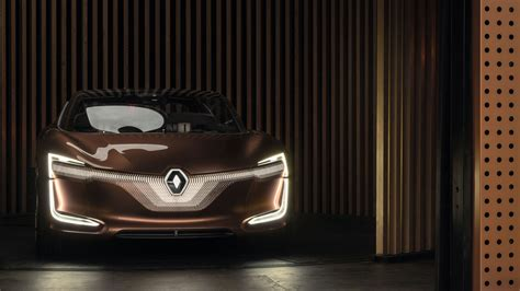 Wallpaper Renault Symbioz Autonomous Ev Concept
