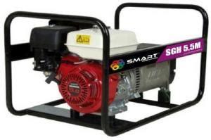 Motor Electric Monofazat Romanesc by Generator Electric Cu Motor Honda Smartgen Sgh 5 5m Sis
