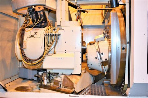 For Sale Klingelnberg S3510 Axisspiral Bevel And Hypoid